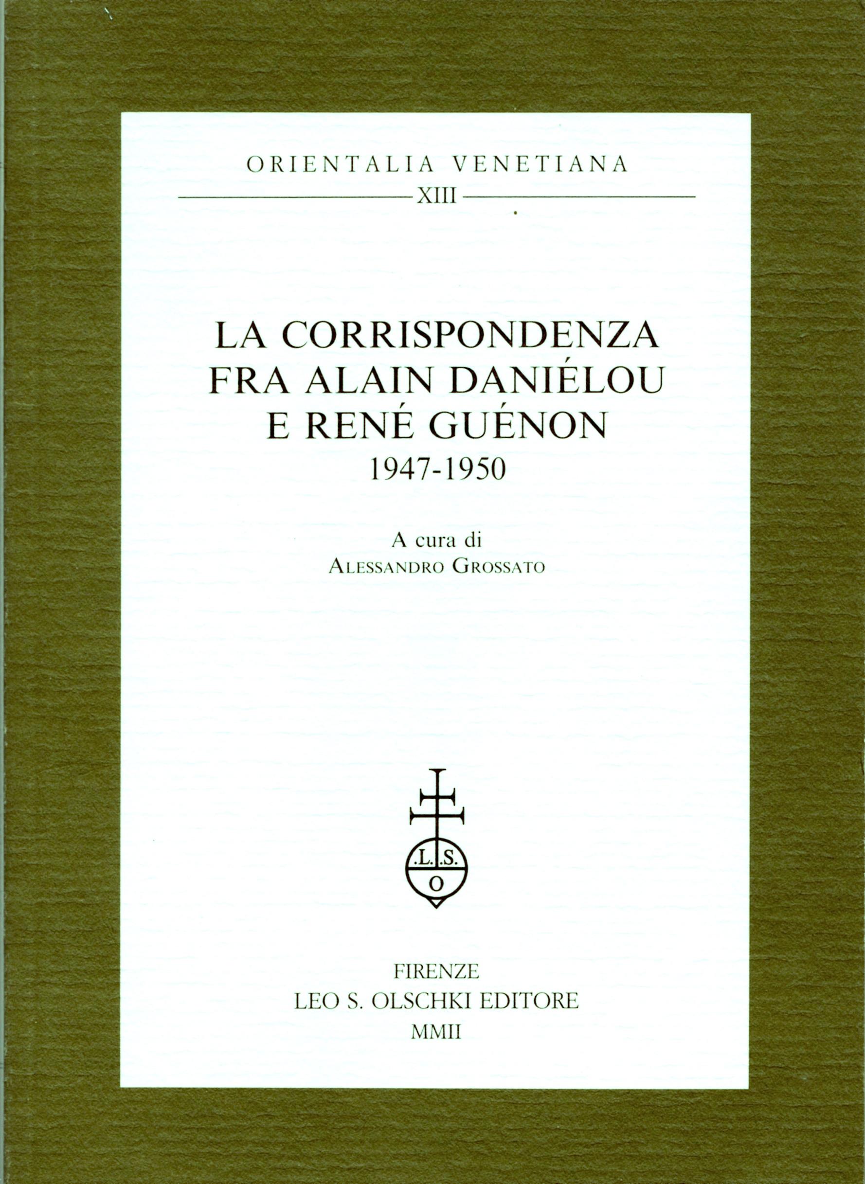 Copertina Carteggio R.G. 5